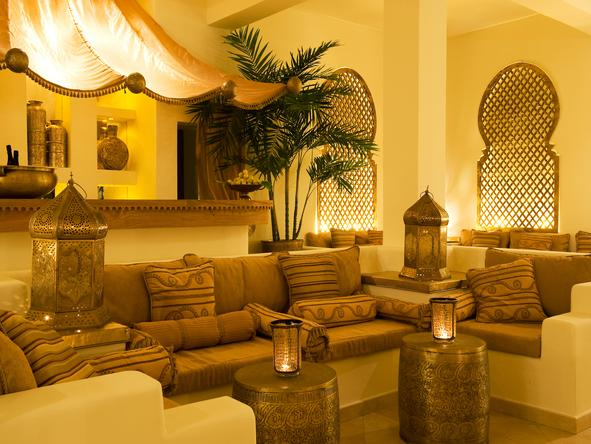 Baraza Resort and Spa - lounge area